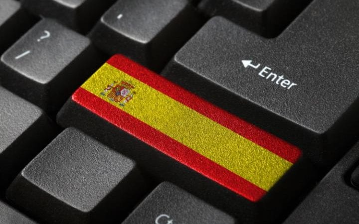 How Spanish is the only foreign language growing in popularity in English schools